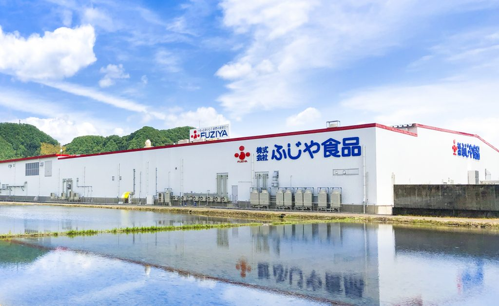 新第一工場外観